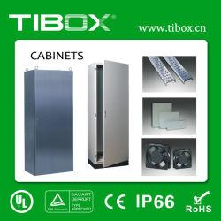 Gabinete de metal - Novo desenvolvido ra9K Tripé gabinete/Tibox/Metal Caixa de Distribuição/compartimento plástico