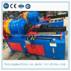 Tubo totalmente automático de modelagem do Cone do tubo tubo /Bicudos Estampagem /máquina de formação da Extremidade do Tubo de cobre, aço inoxidável, alumínio, aço carbono, liga, Tubo de titânio