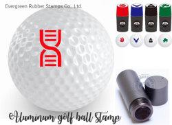 Шесть цветов индивидуальные мяч для гольфа марок
