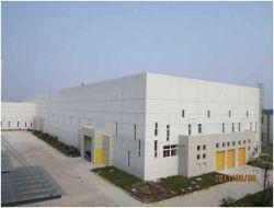 Structure en acier de l'équipement des installations de stockage