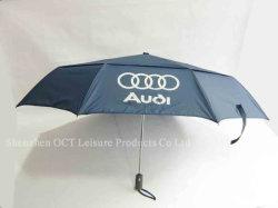 De luxe Vouwende Paraplu van het Golf met Wind (oct-G19)