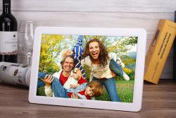 10.1 pouces de 1024*600 Cadre photo numérique d'affichage LCD avec rétroéclairage à LED