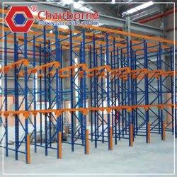 ; El equipo de almacenamiento de altas prestaciones del sistema de estantería de palet selectivo de la fábrica