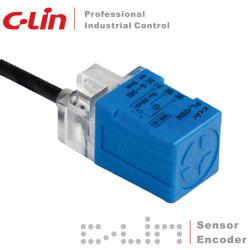 Pl-08n NPN DC 12V 8mm de distancia del sensor de proximidad inductivos Plaza