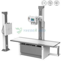 Ysx500d Machine van de Röntgenstraal 500mA van het Ziekenhuis de Medische Vaste 50kw Digitale