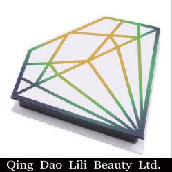سعر الجملة ثلاثية الأبعاد سيلك رماد مينك 3D يملس الجمال العين الزائفة
