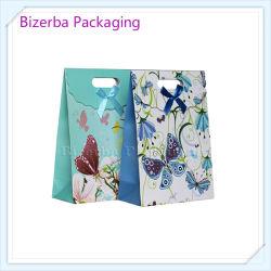 Bijoux colorés sac de papier de haute qualité