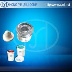 Tampon en caoutchouc de silicone de printemps dans le platine type