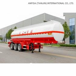 공장 가격 차축 3 차축 화학 컨테이너 대량 선박 트럭 트랙터 중부하 작업용 드럼 유틸리티 트레일러 산 알칼리 용매 용액 액체 세미 트레일러 탱커