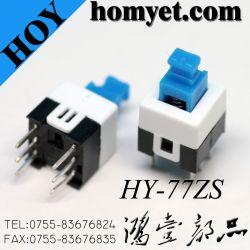 7*7мм самофиксирующийся выключатель кнопочный выключатель с помощью DIP-типа