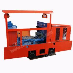 Locomotora Diesel Explosión de Minería