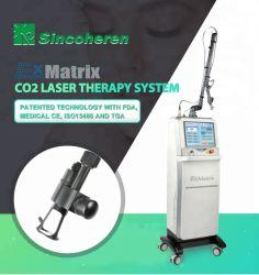 CO2 de la peau laser fractionnel le resurfaçage de la machine laser Fraxel vaginales serrer