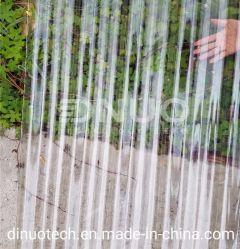 Painéis de plástico transparente folha de metal translúcido com preço razoável