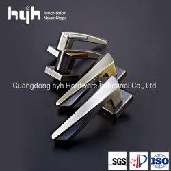 Hyh Hot européen en alliage de zinc de vente nouveau levier de style moderne populaire spécial de poignée de porte pour la Chambre porte en bois