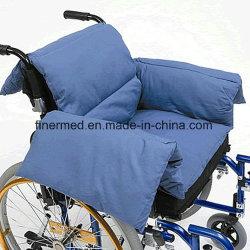 Confort asiento silla de ruedas de algodón suave Cojin Almohada