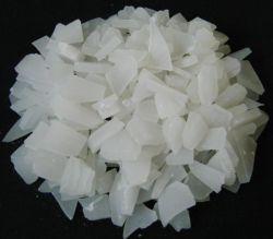 Prix bon marché libre de sulfate de fer d'aluminium en poudre Flocons /16 %