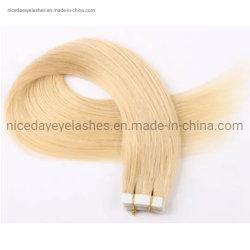 Оптовая торговля Virgin российской человеческого волоса добавочный номер ленты удлинитель волос