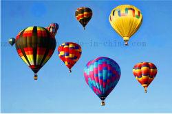 Custom Travel Advertising gonfiabile con equipaggio palloncino ad aria calda