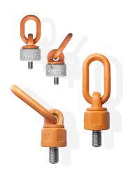 Формирование подъемные поворотные кольца для строительного оборудования