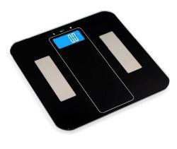 200 кг 8 мм закаленное стекло плоская шкала взвешивания личного здоровья с электронным управлением