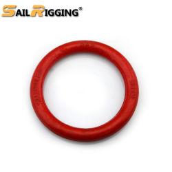 Het Schilderen van de Nevel van de Hardware van het optuigen G80 Rood Gesmeed Metaal om Ring