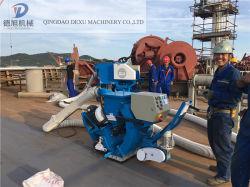 Hohe Leistungsfähigkeits-bewegliches Schutzblech/konkrete Ziegelstein-/Lieferungs-Plattform-Oberflächen-Granaliengebläse-Maschine