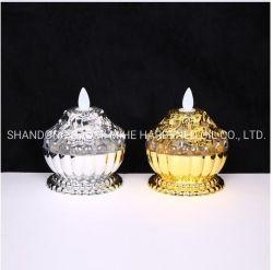 Farben-ändernde Kerze des Haus-Einfluss-LED, Kerze-Lampe