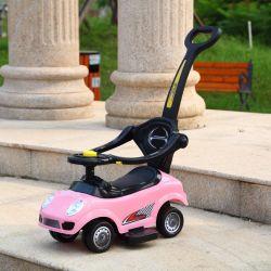 Populäres Plastikbaby-Schwingen-Auto für Kind-Fahrt auf Auto