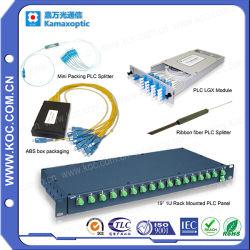 Optische PLC van de vezel Splitsers voor de Aansluting van het Netwerk