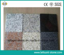 G301/G309/G341/G343/G350/G355/G359/G361/G363/G365/G367/G368/G375/G383/G386/Shanxi en granit noir pour les Carreaux et dalles