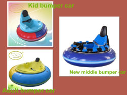 Kiddie Ride Battery Bumper Car with Colorful Lights (FLKC)