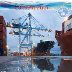 Ocean LCL Agente Marítimo a Praga Transportadora Hanjin