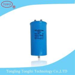 Condensatore rotondo di plastica 35UF 450VAC di CA di caso CBB65