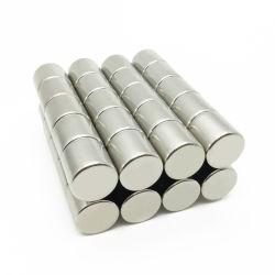 Высокой энергии неодимовый Редкоземельные цилиндрический стержень магниты для двигателя