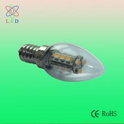 Voyant LED lampe de chevet C7 C7 E12/E14 des ampoules des feux de nuit