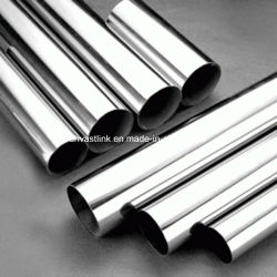 304&304L& 316& 316L tubos soldados de aço inoxidável para decoração