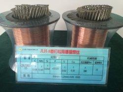 Befestigungsteil-elektrischer Stecker-Schrauben-Ring-Koaxialnagel-Schweißens-Draht /0.7mm &0.8mm