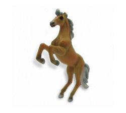 2020 métal forme cheval Figure 3D