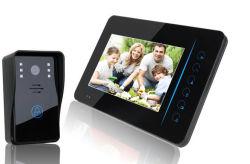 7 Zoll-Screen-Landhaus WiFi Gegensprechanlage videotür-Telefon-Installationssatz