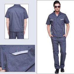 Les hommes du bureau de travail uniforme pour l'ingénieur Facotry Vêtements de travail uniformes
