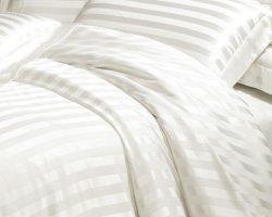Hôtel De La Neige OEM Taihu Oeko-Tex Feuille de linge de lit de qualité homogène Ensemble de literie de la soie