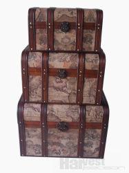 Antiker hölzerner Speicherkabel-Großverkauf