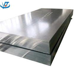 blad 5754 van het Aluminium van 80mm H22 Blad van het Aluminium van het Aluminium het Blad Uitgebreide