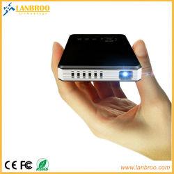 Smart projecteur de poche sans fil pour profiter de gros comme support d'écran 120 pouces HDMI-dans