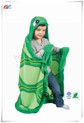 Wild Things Snapper Turtle Wearable le phoque à capuchon Blanket
