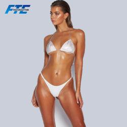De Bikinis van Tong Geplaatst de Bikini Swimwear van de Kwaliteit Sexy Braziliaanse Badpakken