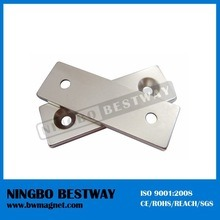 N48有用な穴の不規則な形の磁石