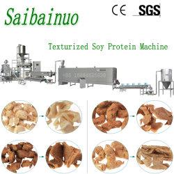Extruder van de Proteïne van de Soja van de Brokken van de soja de Eiwit