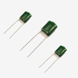Película de poliéster Tmcf01 condensador (capacitor de Mylar) CL11