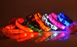 애완 동물 기구 섬광 개 Collar/LED 개 목걸이